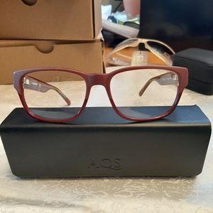 Woman glasses